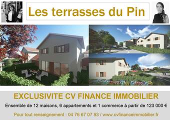 Vente Maison 4 pièces 81m² Le Pin (38730) - Photo 1