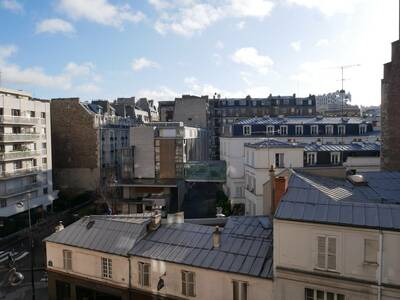 Vente Appartement 2 pièces 55m² Paris 16 (75016) - Photo 1