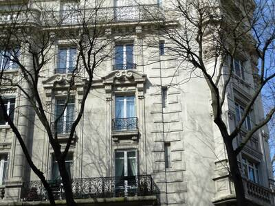 Vente Appartement 4 pièces 103m² Paris 16 (75016) - photo