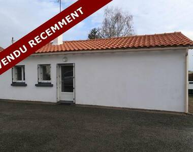 Sale House 6 rooms 55m² Saint-Philbert-de-Bouaine (85660) - photo