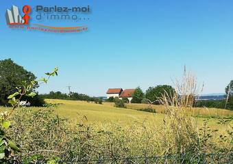 Vente Terrain 400m² Frontonas (38290) - Photo 1