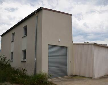 Location Garage 40m² Montélier (26120) - photo