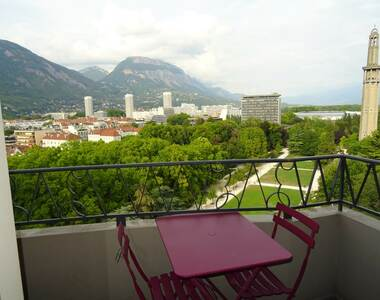 Vente Appartement 2 pièces 67m² Grenoble (38000) - photo