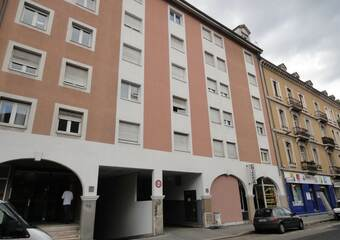 Vente Appartement 1 pièce 19m² Grenoble (38000) - photo