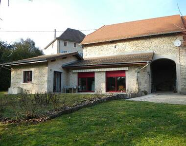 Vente Maison 7 pièces 187m² Villebois (01150) - photo