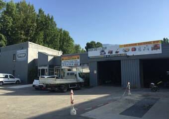 Location Local industriel 1 600m² Saint-Martin-d'Hères (38400) - photo