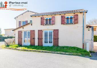 Vente Maison 3 pièces 50m² 3mn Belleville - photo