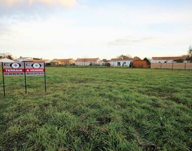 Sale Land 613m² Corcoué-sur-Logne (44650) - photo