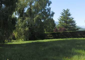 Vente Terrain 1 000m² Herbeys (38320) - photo