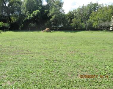 Vente Terrain 1 400m² Belley (01300) - photo