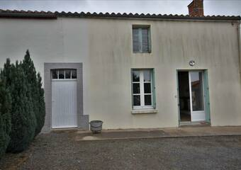 Renting House 3 rooms 38m² Saint-Philbert-de-Bouaine (85660) - Photo 1