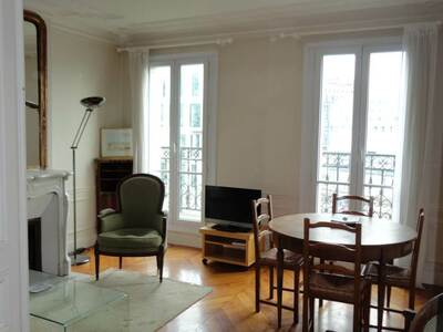 Location Appartement 3 pièces 59m² Paris 17 (75017) - photo