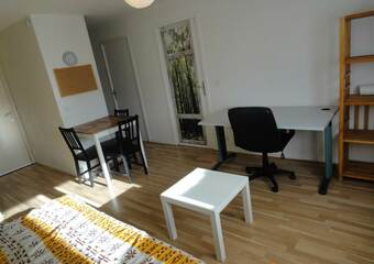 Renting Apartment 2 rooms 32m² Grenoble (38000) - Photo 1