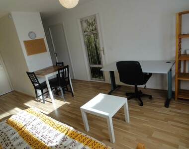 Renting Apartment 2 rooms 32m² Grenoble (38000) - photo