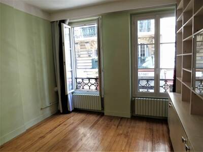 Vente Appartement 1 pièce 14m² Paris 17 (75017) - photo