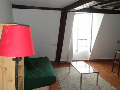 Location Appartement 1 pièce 25m² Paris 06 (75006) - photo
