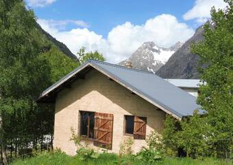 Vente Maison 3 pièces 75m² Saint-Christophe-en-Oisans (38520) - photo