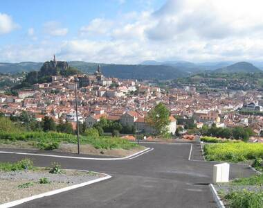 Vente Terrain 689m² Le Puy-en-Velay (43000) - photo