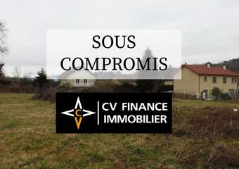 Vente Terrain 2 777m² Voiron (38500) - photo