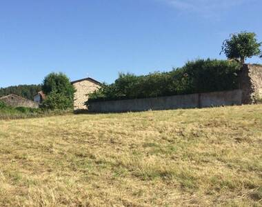 Vente Terrain 709m² Le Puy-en-Velay (43000) - photo