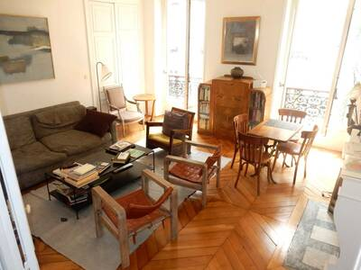 Vente Appartement 4 pièces 105m² Paris 09 (75009) - photo