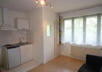 Renting Apartment 1 room 18m² Grenoble (38100) - photo