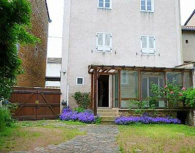 Vente Maison 6 pièces 110m² Cluny (71250) - photo