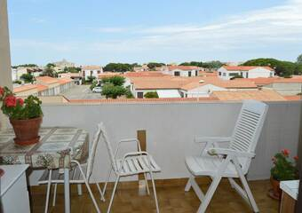 Vente Appartement 2 pièces 31m² Port Leucate (11370) - Photo 1