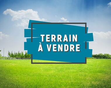 Vente Terrain 825m² Villefranque (64990) - photo