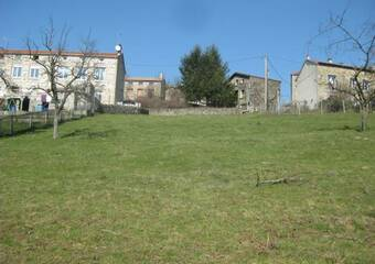 Vente Terrain 1 247m² Saint-Just-Malmont (43240) - Photo 1