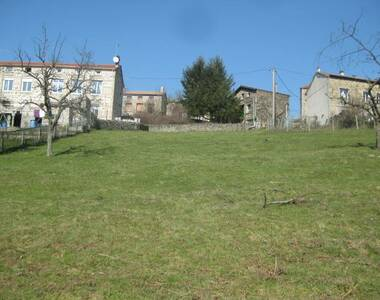 Vente Terrain 1 247m² Saint-Just-Malmont (43240) - photo