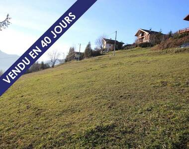 Sale Land 578m² VERSANT DU SOLEIL - photo