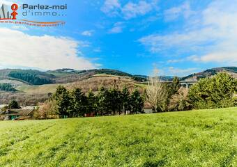 Vente Terrain 1 950m² Saint-Loup (69490) - Photo 1