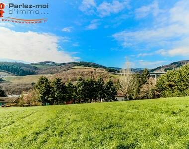 Vente Terrain 2 000m² Saint-Loup (69490) - photo