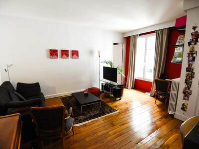 Vente Appartement 2 pièces 53m² Paris 16 (75116) - photo