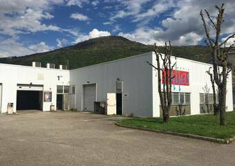 Location Local industriel 218m² Poisat (38320) - photo