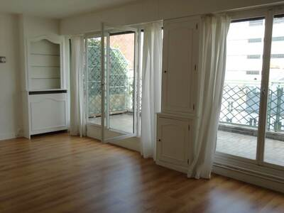 Location Appartement 3 pièces 63m² Paris 17 (75017) - photo