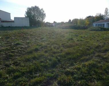 Vente Terrain 1 438m² Talmont-Saint-Hilaire (85440) - photo