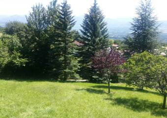 Vente Terrain 663m² Cranves-Sales (74380) - photo