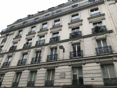 Vente Appartement 4 pièces 72m² Paris 16 (75016) - photo