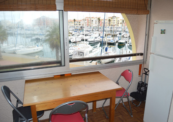 Appartement 4 couchages Port Leucate (11370)