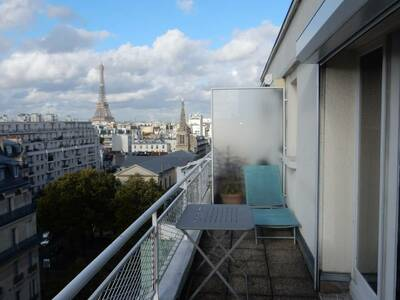 Vente Appartement 3 pièces 58m² Paris 15 (75015) - Photo 2