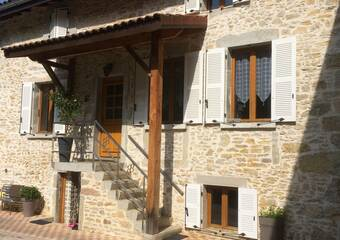 Vente Maison 5 pièces 183m² Jujurieux (01640) - photo