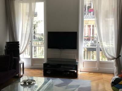Location Appartement 5 pièces 131m² Paris 17 (75017) - photo