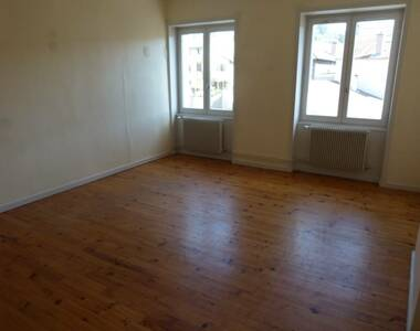 Vente Appartement 3 pièces 81m² Firminy (42700) - photo
