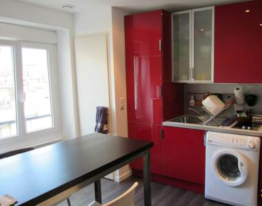 Renting Apartment 1 room 27m² Grenoble (38000) - photo