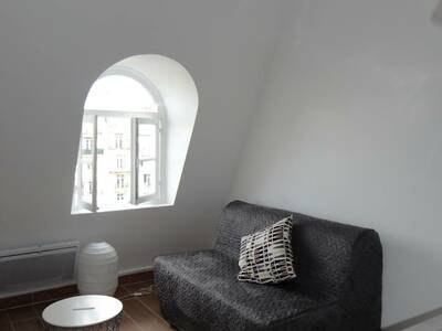 Location Appartement 1 pièce 9m² Paris 17 (75017) - photo