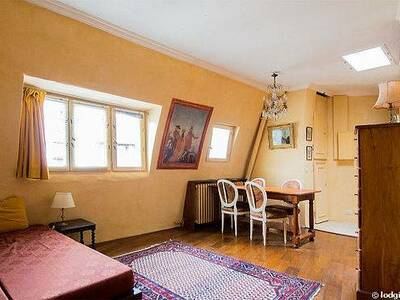 Vente Appartement 1 pièce 28m² Paris 05 (75005) - photo