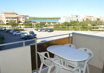 Vente Appartement 1 pièce 33m² Port Leucate (11370) - photo