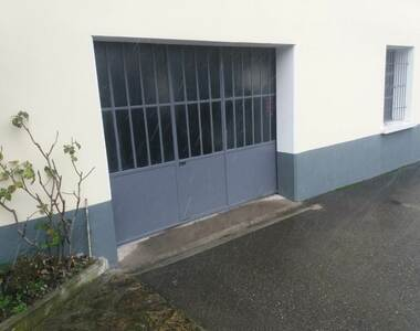 Location Garage 18m² Saint-Martin-le-Vinoux (38950) - photo